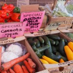 ズッキーニの栄養と効能