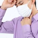 咳を止めたい!咳を止める方法と食べ物