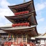 成田山新勝寺 お守りと厄払い病気平癒の絶大なるご利益!